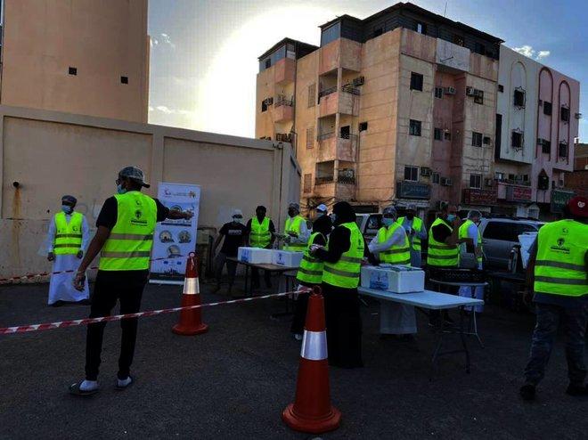 «فطوركم يوصلكم» .. مبادرة مجتمعية لتوزيع وجبات الإفطار على الصائمين