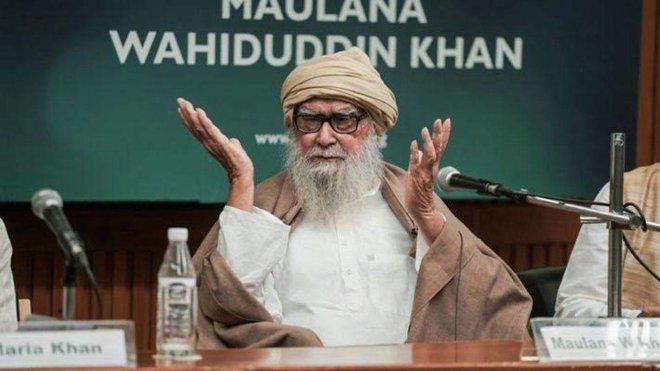 وحيد الدين خان: الإسلام رسالة إنسانية وليس أيديولوجيا للحكم