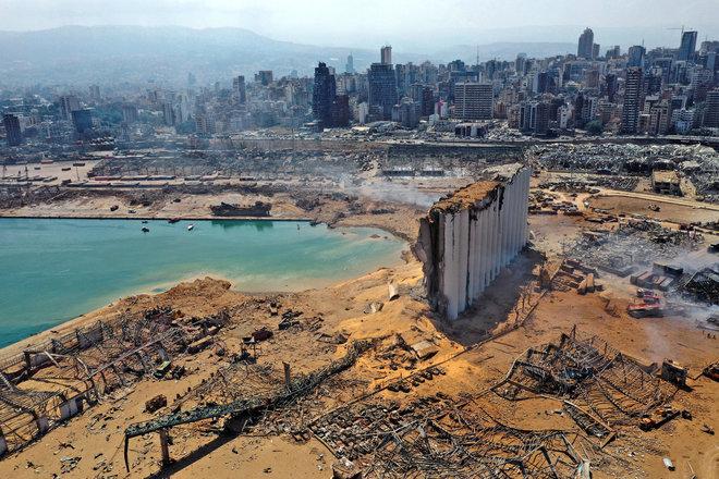 سفينة لبنان الغارقة .. لا يوجد ناجون