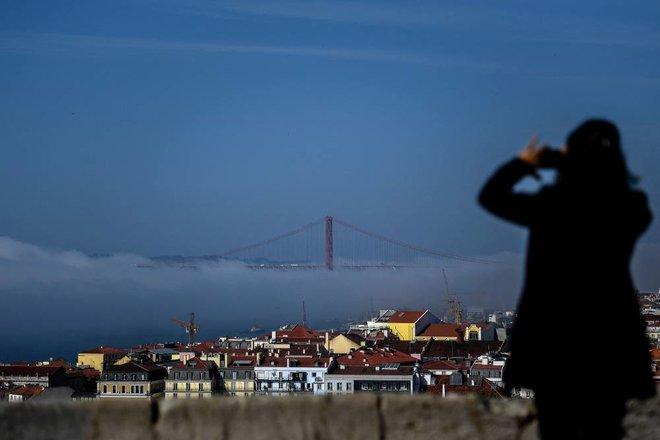 جسر الغيوم