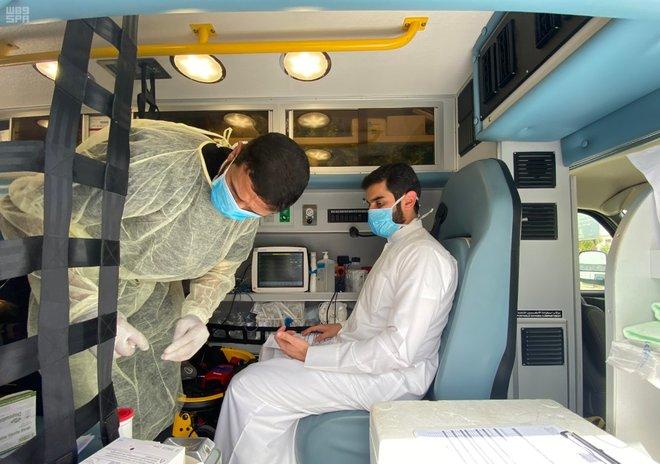 783 إصابة جديدة بفيروس كورونا في السعودية