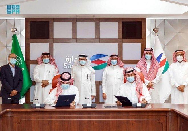 """""""صدارة"""" توقع اتفاقيات إمداد طويلة الأجل مع ائتلاف سعودي ألماني في مجمع بلاسكيم"""