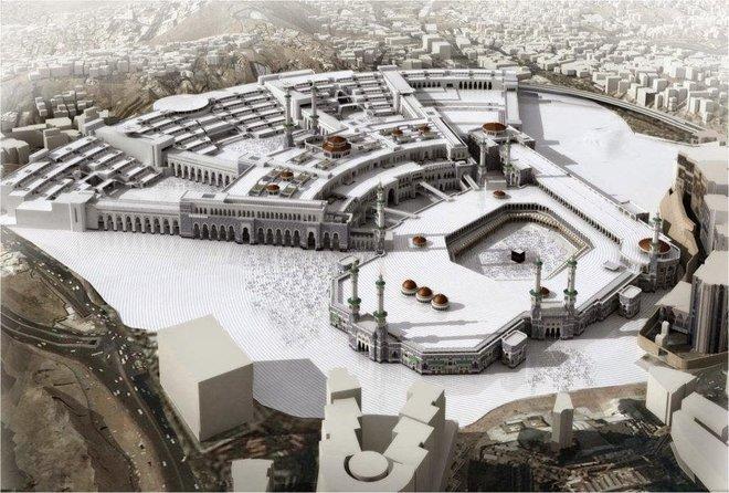 التوسعة الثالثة للمسجد الحرام جاهزة لاستقبال المصلين خلال شهر رمضان