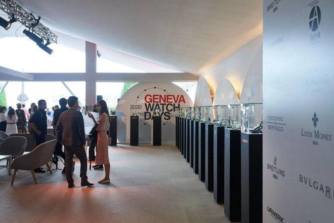 معرض جنيف للساعات ينتقل إلى العالم الرقمي .. انطلاق افتراضي لنسخة 2021