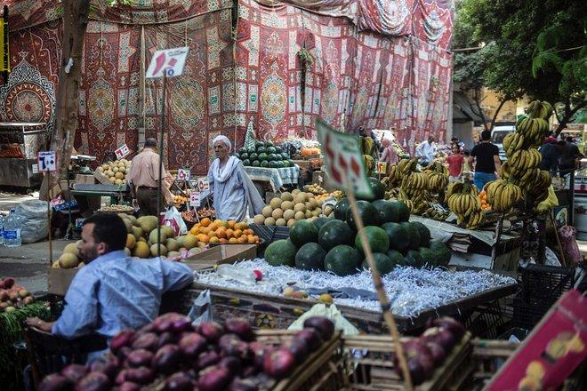 التضخم السنوي في مصر يسجل 4.8 % في مارس