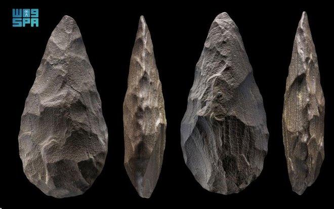 اكتشاف مواقع أثرية في السعودية تعود إلى نحو 350 ألف سنة