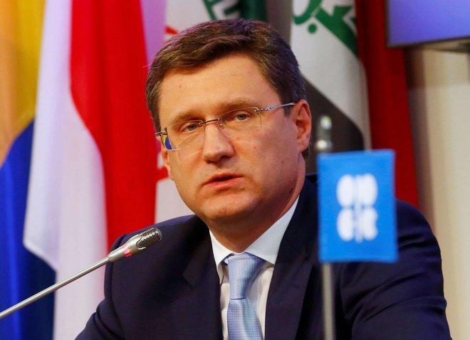 نوفاك : امتثال روسيا لاتفاق أوبك + في أبريل كان دون 100 %