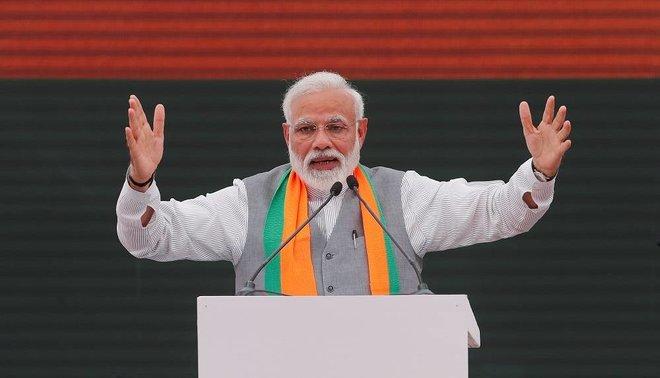 رئيس وزراء الهند : نحن في حالة حرب مع فيروس كورونا