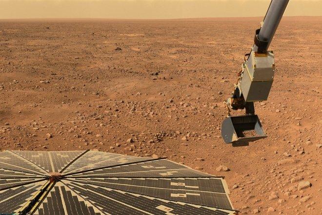 لأول مرة .. هبوط مركبة فضاء صينية على كوكب المريخ