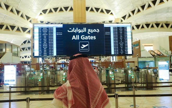 شعور رائع في مطارات السعودية بعد فتح المجال للسفر