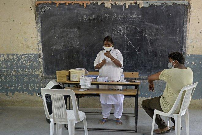 أكثر من 173 ألف إصابة بكورونا في الهند.. أقل زيادة يومية منذ 45 يوما