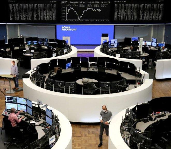 الأسهم الأوروبية تغلق مرتفعة بدعم من بيانات إيجابية