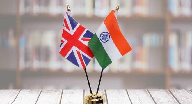 بريطانيا والهند تعلنان عن استثمارات بـ 1.4 مليار دولار وتقتربان من إتفاقية للتجارة