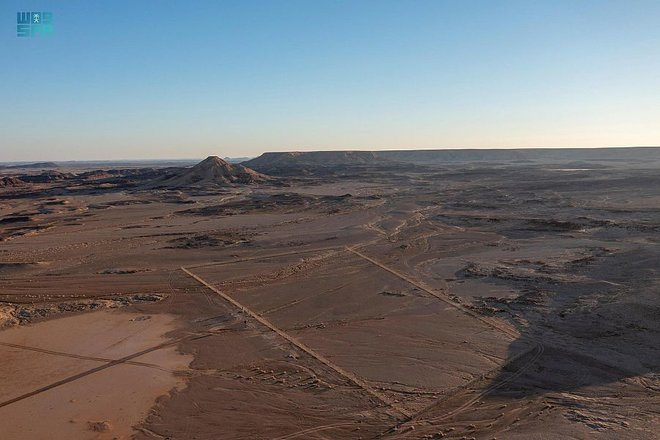 """""""الشويحطية"""" .. أقدم مستوطنة بشرية في الجزيرة العربية"""
