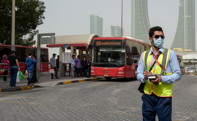 البحرين : إلغاء فحص كورونا على مواطني دول الخليج المطعمين