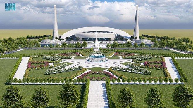 الملك سلمان يوافق على بناء مشروع جامع خادم الحرمين في الجامعة الإسلامية العالمية في باكستان