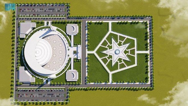 مشروع جامع خادم الحرمين في إسلام آباد .. رسالة سلام وإخاء