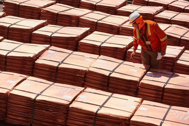 الطلب المتزايد على النحاس يثير تساؤلات حول توافر المعدن
