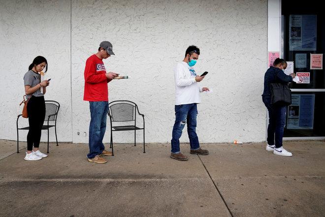 400 مليار دولار خسائر أمريكا نتيجة المطالبات الزائفة لإعانات البطالة