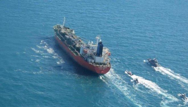 """واردات كوريا الجنوبية من النفط الإيراني""""صفر"""" في مايو"""