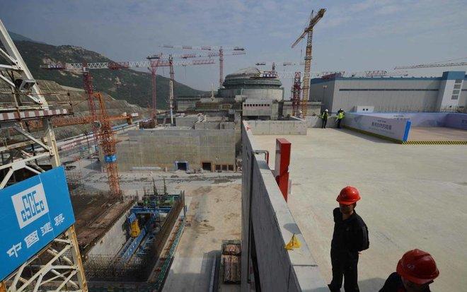 """تسرب محتمل في محطة نووية صينية .. والمشغلون: انبعاث مواد في الأجواء """"أمر عادي"""""""
