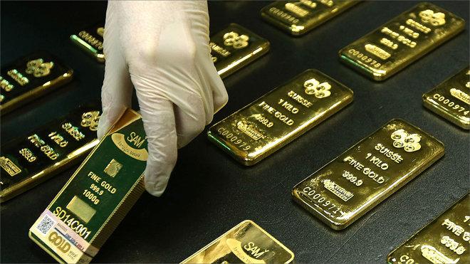الذهب يرتفع 0.5% مع ميل الاحتياطي الاتحادي إلى التشديد النقدي