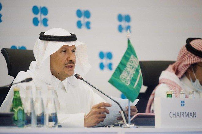عبدالعزيز بن سلمان: أدعو العالم إلى قبول هذه الحقيقة