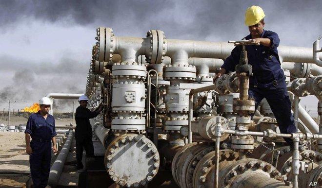 العراق: اتفاق بلدان أوبك بلس ساهم في استقرار أسواق النفط