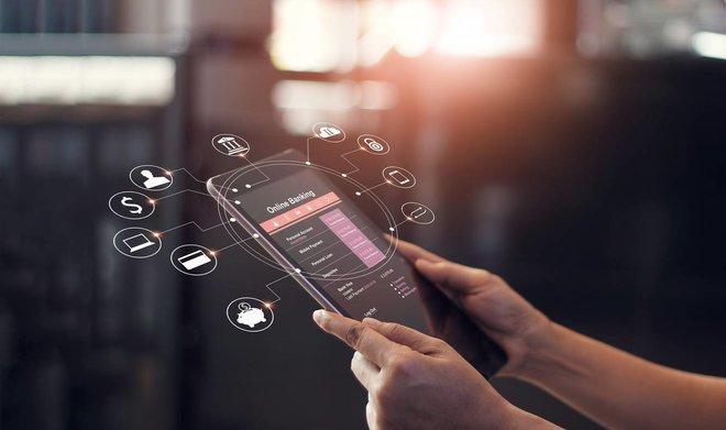 36 % من المستهلكين في المملكة يستخدمون الخدمات الإلكترونية للمصارف يوميا