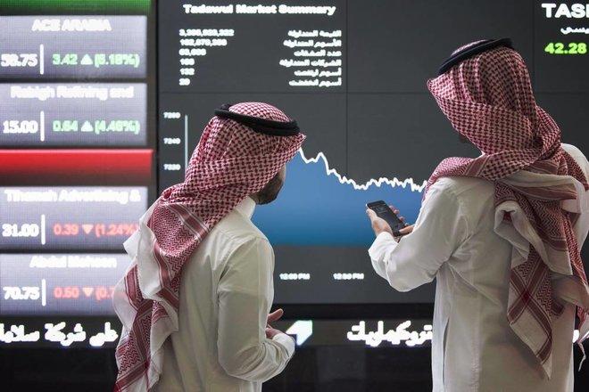 أسهم 6 شركات مدرجة في السوق السعودية تقفز بأكثر من 100 % منذ بداية العام