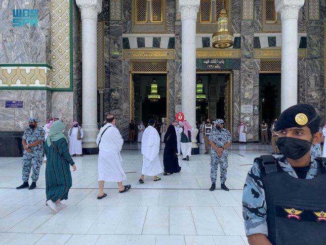 وزارة الحج تكمل منظومة التجهيزات في مكة المكرمة والمشاعر المقدسة لاستقبال ضيوف الرحمن