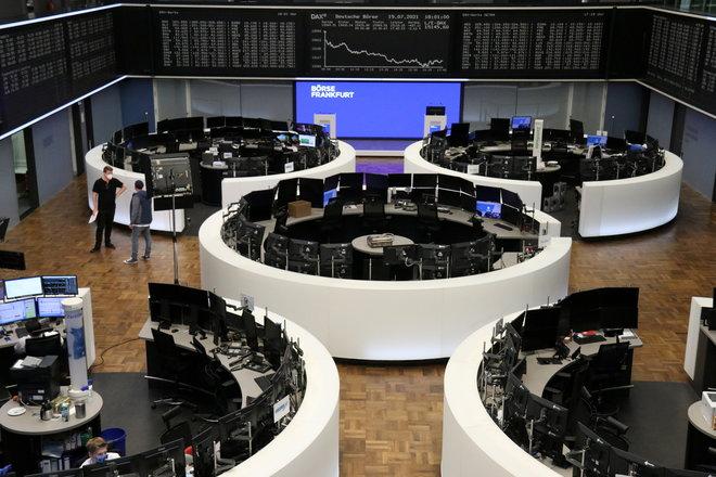 """""""دلتا المتحور"""" يضرب الأسهم الأوروبية في أسوأ جلسة لها هذا العام.. تراجعت 2%"""