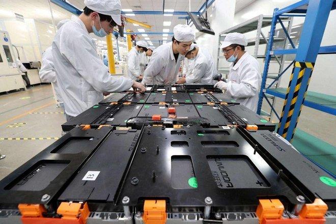 «إنفيجن» الصينية .. شركة عملاقة بنت بهدوء إمبراطورية عالمية للطاقة المتجددة