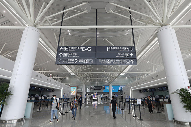 """الصين تلغي مئات الرحلات الجوية مع تسجيل 9 إصابات بـ """"كورونا"""""""