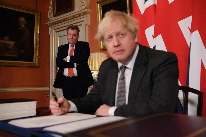 مخاوف من اختفاء سلع في أيرلندا الشمالية .. وبريطانيا تقترح إصلاح جذري للتجارة