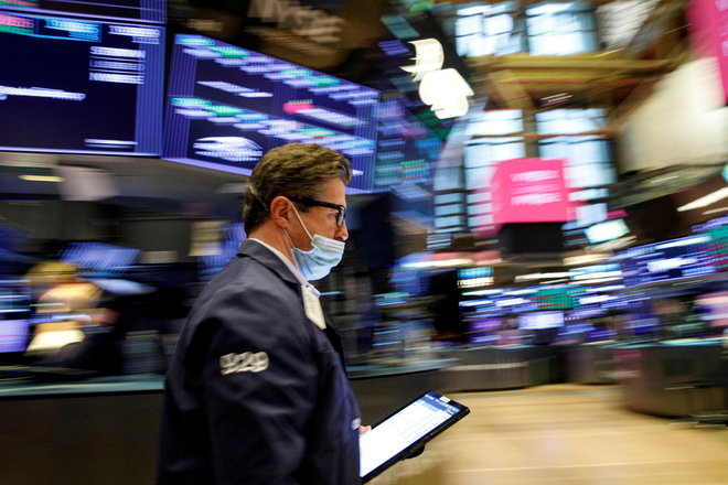 بداية هادئة للأسهم الأمريكية مع ارتفاع طلبات إعانة البطالة