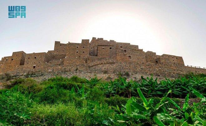 قرى الباحة .. متعة استكشاف الكنوز الأثرية والحضارات القديمة في صيف السعودية
