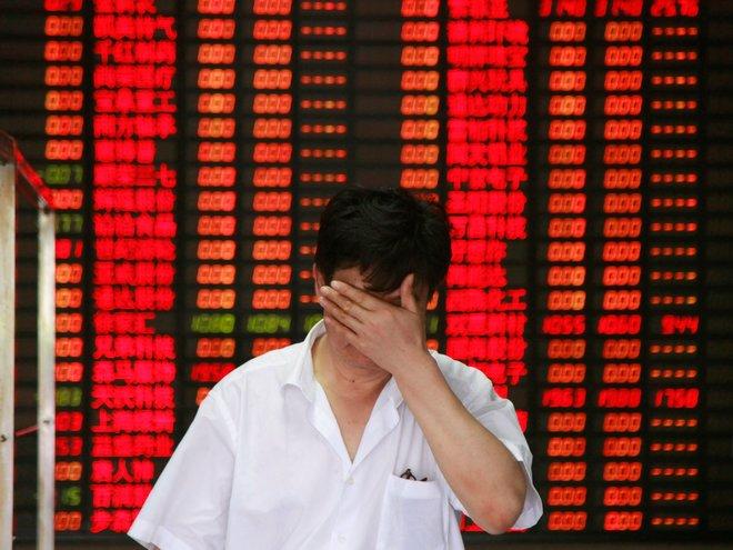 الأسهم الصينية تخسر تريليون دولار خلال أسبوع