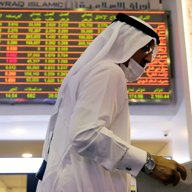 ارتفاع معظم أسواق الخليج بفضل صعود أسهم البنوك