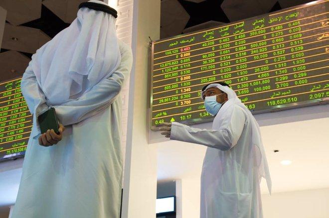 ارتفاع جماعي للبورصات الخليجية .. مؤشر دبي يعكس الاتجاه النزولي بعد قفزة «أمانات»