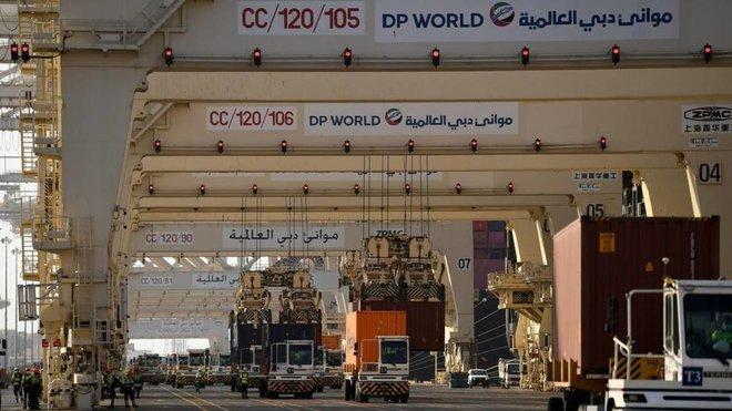 """أرباح """"موانئ دبي العالمية"""" تقفز 52 % في النصف الأول.. بلغت 475 مليون دولار"""