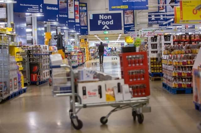 قفزة لمبيعات التجزئة الألمانية للشهر الثاني على التوالي