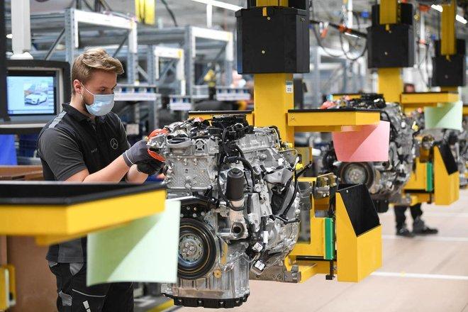 الصناعة الألمانية قلقة من نقص الإمدادات .. تراجع المخزون من المواد الخام والمنتجات الأولية