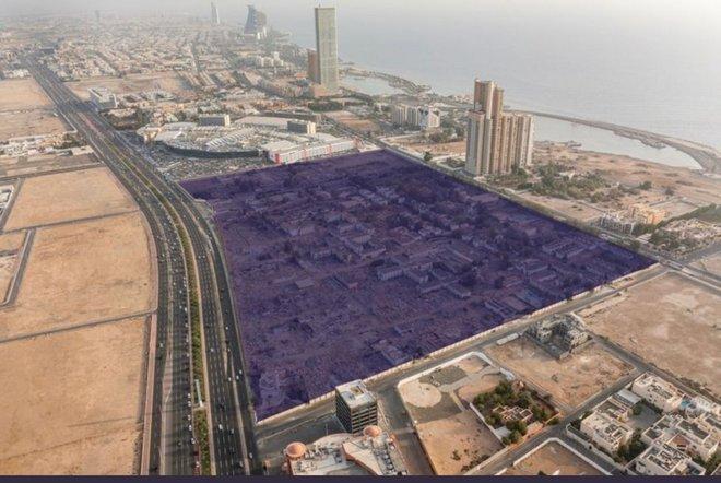 صفقة عقارية كبرى في جدة .. بيع أرض «سعودي أوجيه» بـ 1.34 مليار ريال