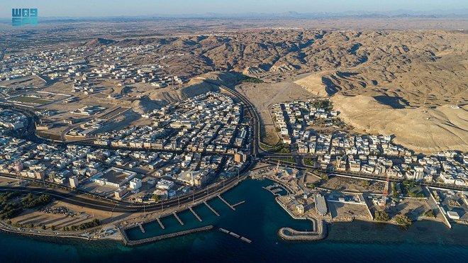 """أملج .. كنز الطبيعة البحرية في """"صيف السعودية"""""""