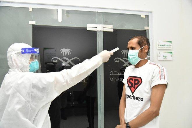 1075 إصابة جديدة بفيروس كورونا في السعودية