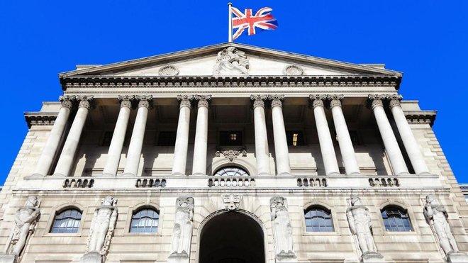 بنك انجلترا يبقي على معدل الفائدة عند 0.1 %