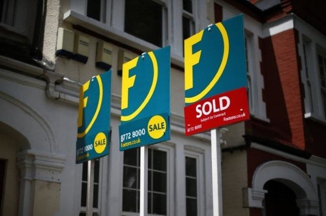 تراجع وتيرة ارتفاع أسعار العقارات في بريطانيا خلال يوليو