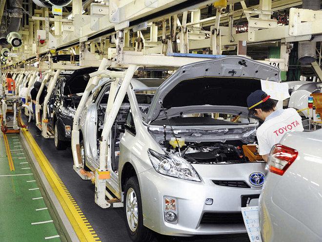 """""""تويوتا"""" تخفض توقعاتها بشأن حجم الإنتاج بفعل تفشي الجائحة في جنوب شرق أسيا"""
