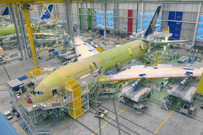 9 تريليونات دولار حجم سوق الطيران العالمي المتوقع على مدى العقد المقبل